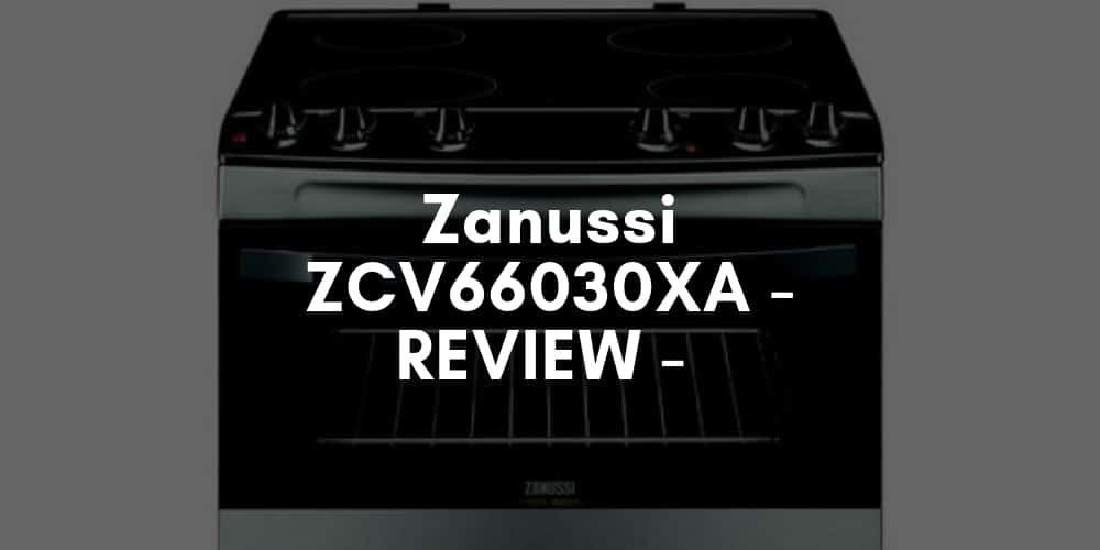 Zanussi ZCV66030XA