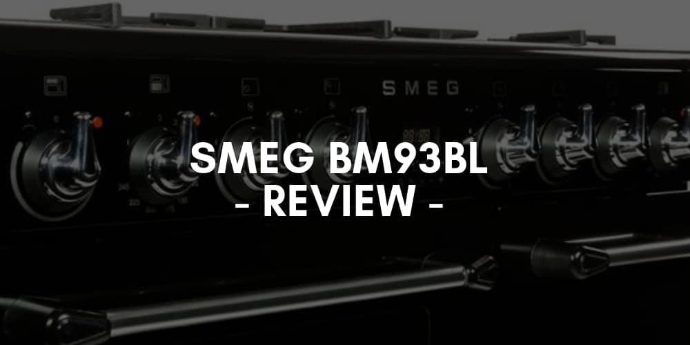 SMEG BM93BL REVIEW