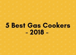 5 Best Gas Cookers 2019