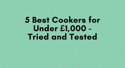 5 Best Cookers for Under £1,000