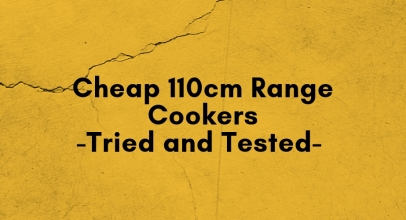 Best Value 110cm Range Cookers