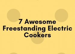 7 Awesome Freestanding Electric Cookers