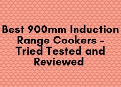 Best 900mm Induction Range Cookers